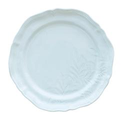 Sthål Teller 28 cm Weiß