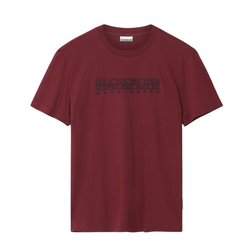Napapijri Sebel SS - T-shirt - Herren Red 2XL
