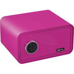 Olymp Tresor GOSafe 200 mit Code, pink