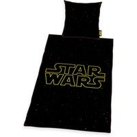 Herding Star Wars schwarz (135x200+80x80cm)