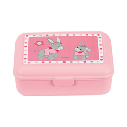 Sterntaler® Brotschale Brotdose Emmi Girl, rosa/pink
