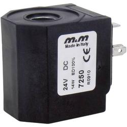 M & M International Spule 7250 24 V/DC (max) 1St.