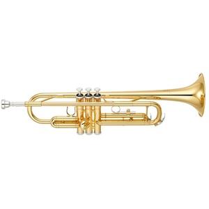 Yamaha YTR 3335 in B Trompete Messing Goldlack
