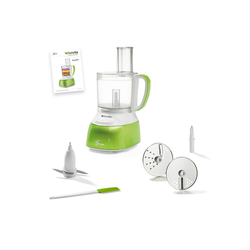 Genius Handmixer Genius - Feelvita Processor Set 10 teilig 31058