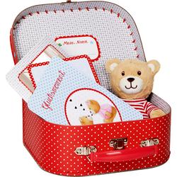 Die Spiegelburg Spiegelburg Baby Glück Teddy im Köfferchen