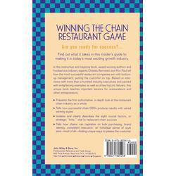Winning the Chain Restaurant Game als Buch von Barbara Bernstein Fant/ Ron Paul