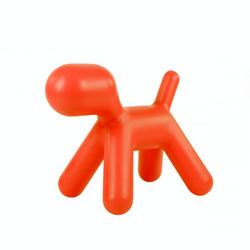 Siedzisko Pies pomarańczowy
