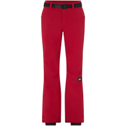O'Neill - Pw Star Slim Pants W Rio Red - Skihosen - Größe: L