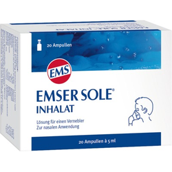 Emser Sole Inhalat Lösung für einen Vernebler