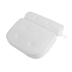 Nackenstützkissen, Badewannenkissen Luxus Badewanne & Spa-Kissen mit 4D-Air-Mesh-Technologie und 6 Saugnäpfen, BIGTREE, (1-tlg), Geeignet für Badewannen und Home Spa