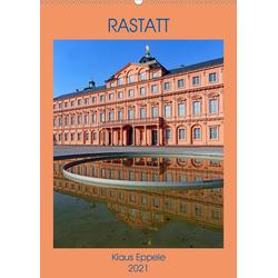 RASTATT (Wandkalender 2021 DIN A2 hoch)