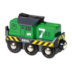BRIO®    Batterie-Frachtlok Spielzeugeisenbahnen