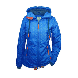 Brigg Funktionsjacke BRIGG - Damen Outdoor Jacke blau