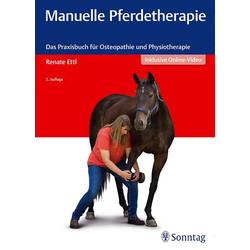 Manuelle Pferdetherapie