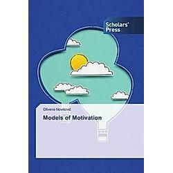 Models of Motivation
