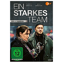 Ein starkes Team - Box 4  Film 23-28 - DVD  Filme