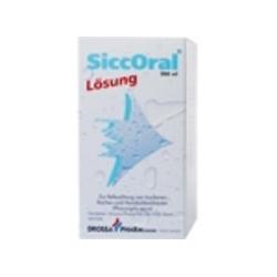 SICCORAL Gurgellösung 200 ml