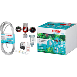 EHEIM Aquariumpflege SET400, (Set), CO²-Düngeanlage ohne Flasche