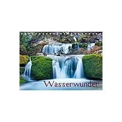 Wasserwunder (Tischkalender 2021 DIN A5 quer)