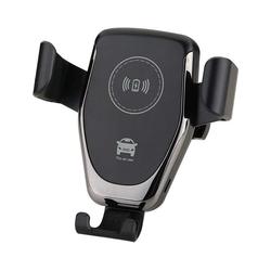 kueatily Wireless Auto Ladegerät Wireless Ladegerät Automatische Klemmung für Batterie-Ladegerät