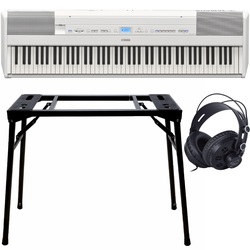 Yamaha P-515 Weiß + Keyboard-bank (DPS-10) & Kopfhörer (DPH-1)