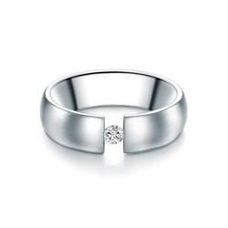 Tresor 1934 Verlobungsring 60186007, mit Swarovski® Kristallen 52