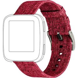 Topp für Fitbit Versa Ersatzarmband Rot