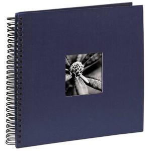 Hama Fine Art 00090142 Spiralalbum (B x H) 36cm x 32cm Blau 50 Seiten