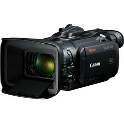 Canon Legria GX-10 Camcorder (4K Ultra HD, WLAN (Wi-Fi), 15x opt. Zoom)