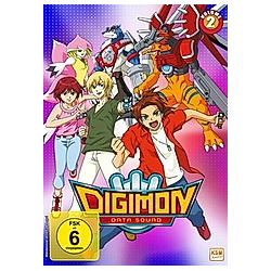 Digimon Data Squad  Vol. 2 - DVD  Filme