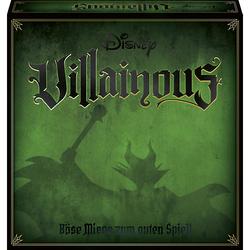 Disney Villainous - Böse Miene zum guten Spiel