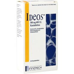 Ideos 500mg/400 I.E. Kautabletten