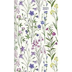 Taschenplaner Style Wildblumen 2021