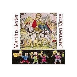 MartinsLieder  LaternenTänze - Hörbuch