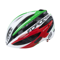 FORCE Fahrradhelm Road Pro Italy, Rennrad Helm L - XL