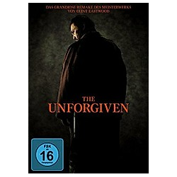 The Unforgiven - DVD  Filme