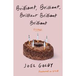 Brilliant Brilliant Brilliant Brilliant Brilliant: eBook von Joel Golby