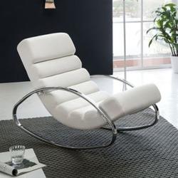 Wohnling Relaxliege Sessel Fernsehsessel Relaxsessel Schaukelstuhl Wippstuhl modern
