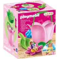 Playmobil Sand Sandeimerchen Frühlingsblume (70065)
