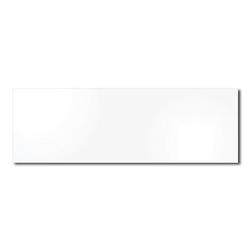 Unik R90 White Glossy 30,0x90,0