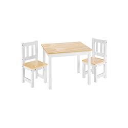 tectake Kindertisch Kindersitzgruppe Alice (1-St)