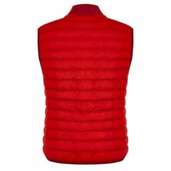 Lacoste Thermo Weste rot