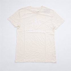 Tshirt JONES - Basic Tee Natural Natural (NATURAL) Größe: M