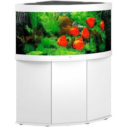JUWEL AQUARIEN Aquarien-Set Trigon 350 LED + SBX Trigon 350, BxTxH: 123x87x138 cm, 350 l, mit Unterschrank weiß