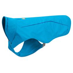 Ruffwear Regenjacke Sun Shower™ Rain Jacket Blue Dusk, Größe: XS