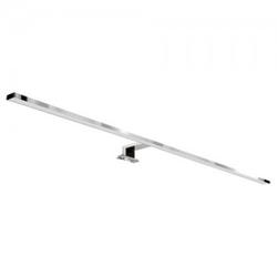 Spiegelleuchte Spiegellampe Wandlampe LED 13W 4000K IP44 ROXANA LED CHROME 60cm IDEUS 7499