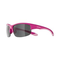 Alpina Sports Sonnenbrille Sonnenbrille FLEXXY YOUTH HR pink matt C