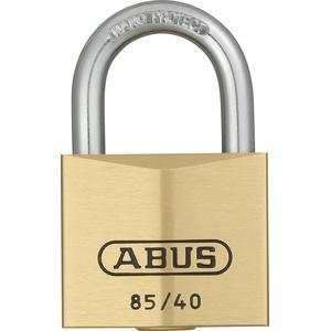 ABUS 4003318226984 Zylinder Hangschloss Gleichschließend Nr. 85/40