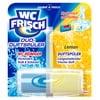 WC Frisch Duo-Duftspüler, WC-Duftspüler für langanhaltenden Frischeduft, Lemon