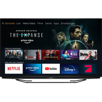 Grundig 50 GUB 7140 Fire TV EDITION LED (Flat, Zoll 4K Ultra HD)